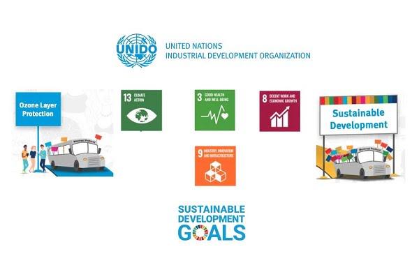 """UNIDO'nun """"Montreal Protokolü ve Ötesi"""" Kitabında SOSİAD Başarılı Projesiyle Yerini Aldı"""