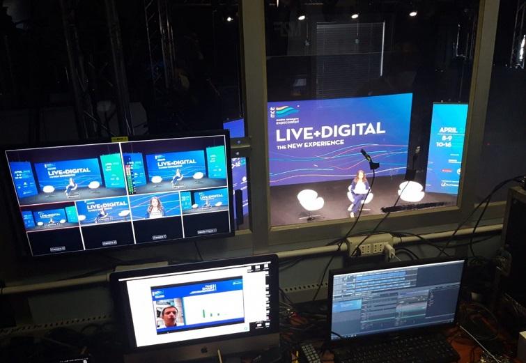 MCE Live+Digital'de 4.500'ün Üzerinde Toplantı Gerçekleşti
