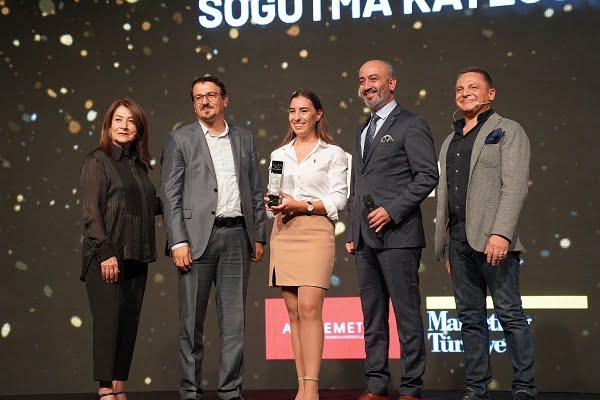 Daikin Türkiye'ye A.L.F.A. Awards'tan Ödül