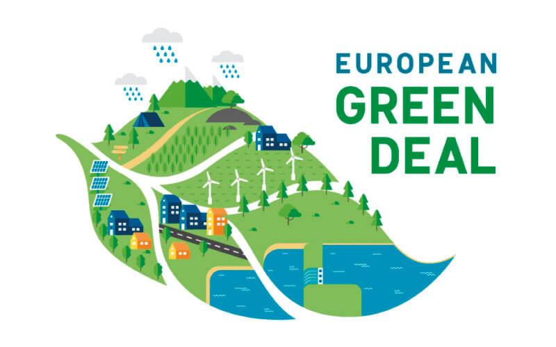 Avrupa Yeşil Mutabakatı Finansman DestekleriToplantısı Yarın Düzenlenecek
