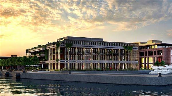 Galataport İstanbul'da Üntes İmzası