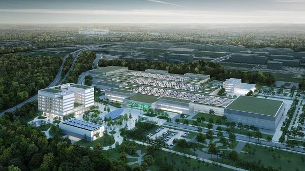 Wilo'nun 300 Milyon Euro Değerindeki Yeni Genel Merkezi WiloPark Açıldı
