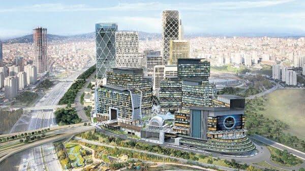 Avrupa'nın En Yüksek Binasında da Tercih Aironn