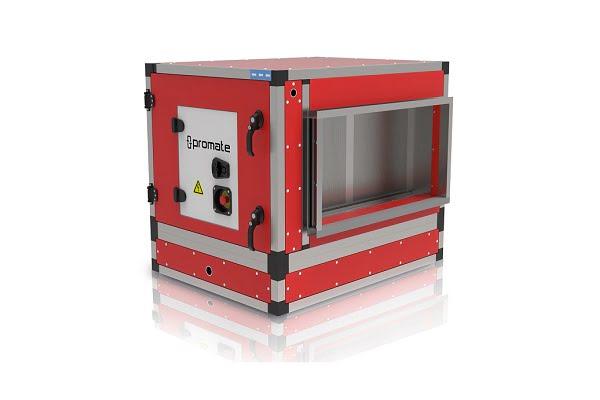 Alize Mühendislik'in Elektrostatik Filtreleme Sistemi Promate AquaBright Yenilendi