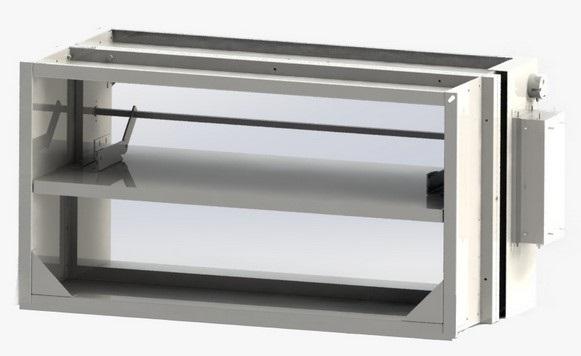 Doğuş Teknik, Yangın Damperinin 1200°C'de 240 dk Dayanımının EN 1366-2:2015 Standardına Uygunluğunu Belgelendirdi