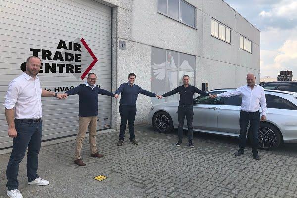 ATC Air Trade Centre Yeniden Belçika Pazarında