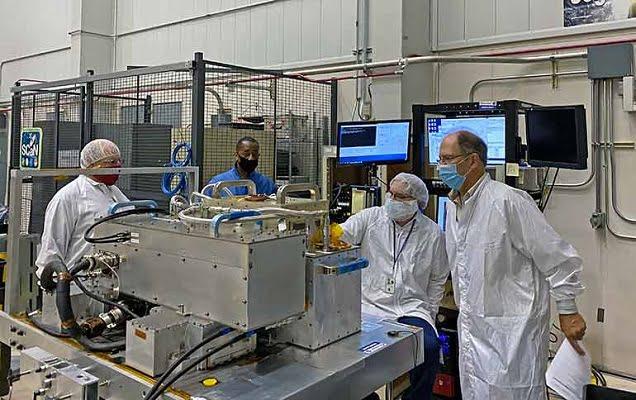 NASA Uzay Çalışmaları için Soğutma Teknolojileri Üzerinde Çalışıyor