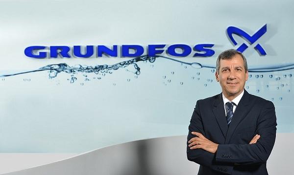 Ali Rıza Dağlıoğlu'na Grundfos'ta Yeni Görev