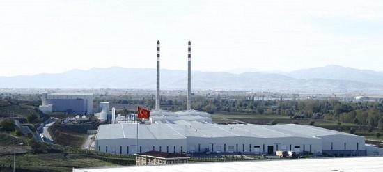 Şişecam Üretim Tesisine, Sıfır Enerji Tüketimli Havalandırma Sistemi