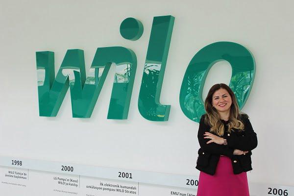 Wilo Türkiye'nin Yeni Pazarlama Müdürü Banu Kiper Oldu