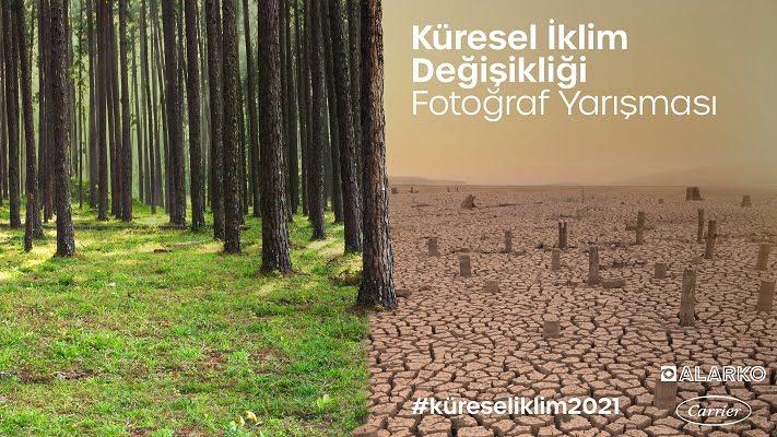 """""""Küresel İklim Değişikliği Fotoğraf Yarışması""""na Başvurular Devam Ediyor"""