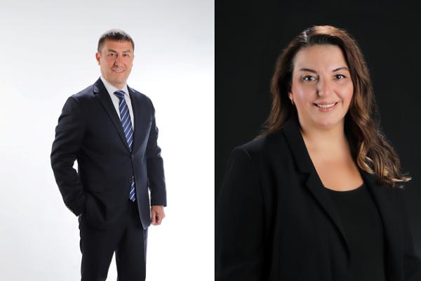 Açık Holding'te İki Üst Düzey Atama