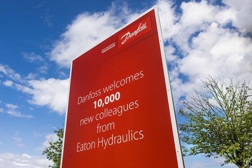 Danfoss Eaton'ın Hidrolik Bölümünü Satın Aldı