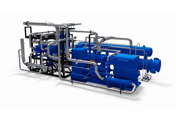 E.ON, GEA Isı Pompası Teknolojisi ile Kanalizasyonu Değerli Bir Kaynağa Dönüştürüyor