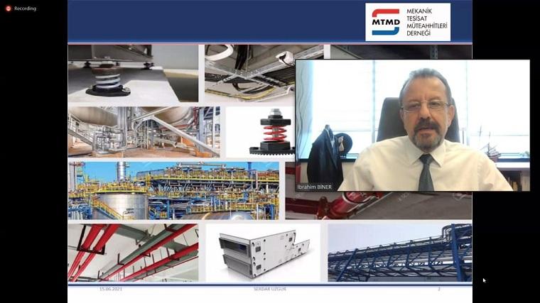 MTMD Elektromekanik Askı ve Destek Sistemleri El Kitabının Tanıtım Webinarı Yapıldı