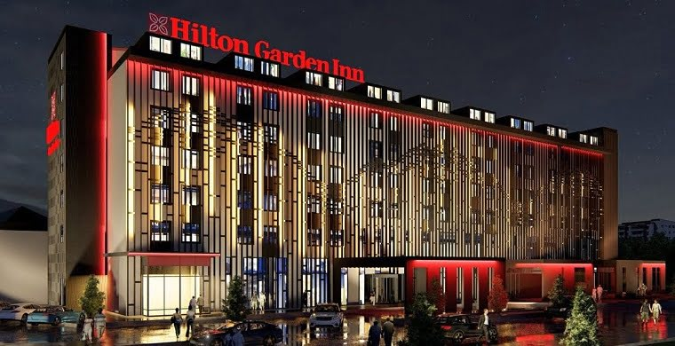 Erzurum Hilton Garden Inn, Doğu İklimlendirme ile Nefes Alıyor
