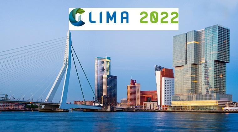 CLIMA 2022 için Bildiri Özeti Gönderme Son Tarihi Uzatıldı