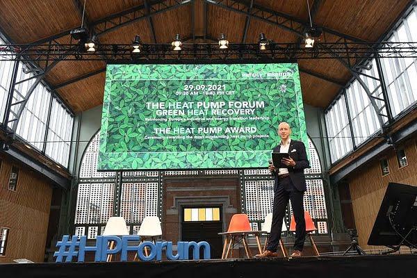 #HPForum: Isı Pompalarıyla %100 Yenilenebilir Bir Toplum Mümkün